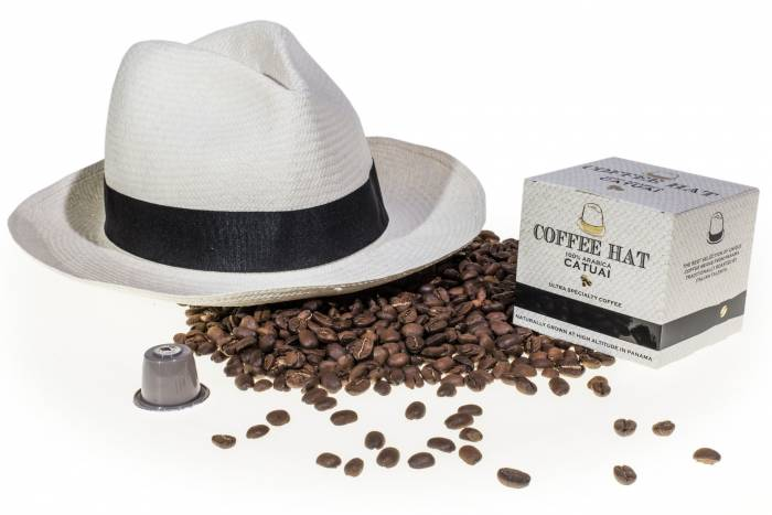 COFFEE HAT. Una café premium llegado desde el Caribe