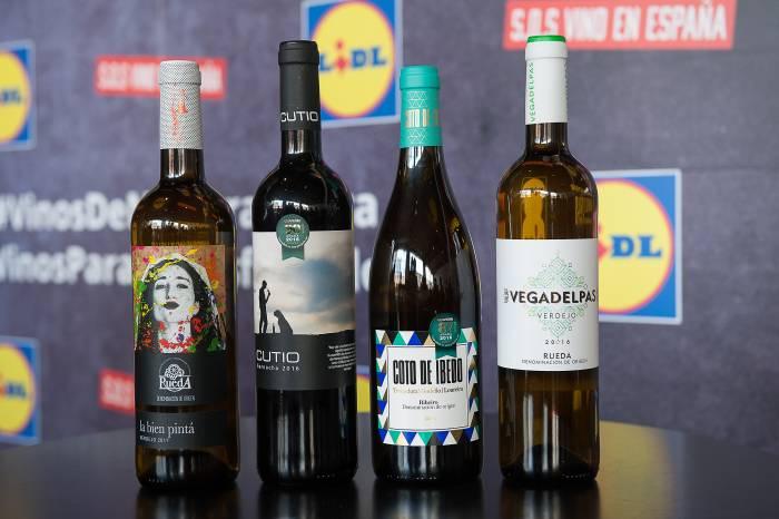 LIDL. Una apuesta imaginativa por la cultura del vino en España