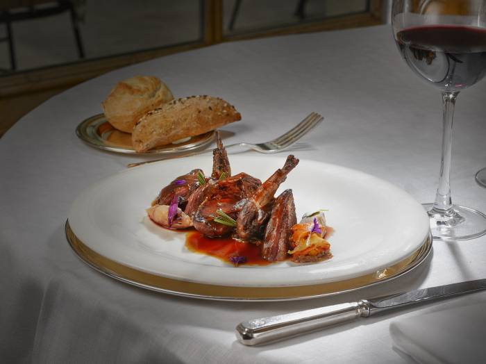 HOTEL ORFILA. Homenaje a la cocina francesa