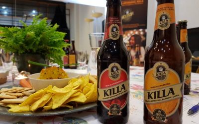 KILLA. La cerveza artesana de quinoa llega a Madrid
