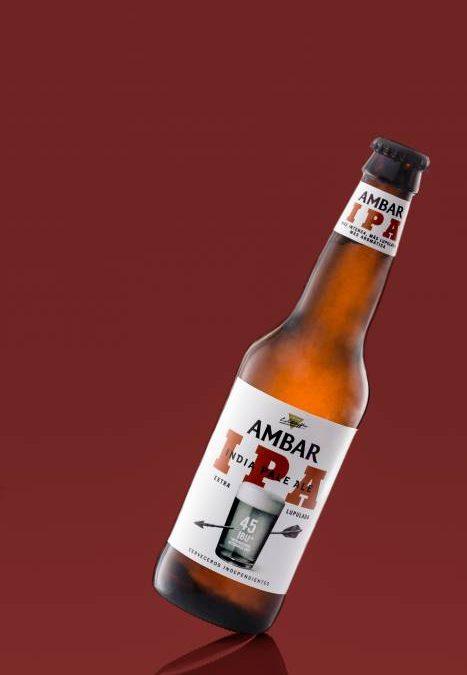 AMBAR IPA. Fuerza y personalidad para una gran cerveza