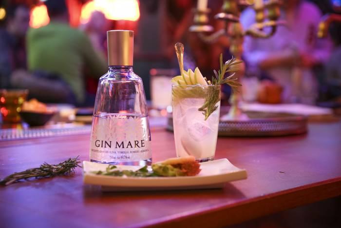 GIN MARE. Recorriendo España con el maridaje perfecto