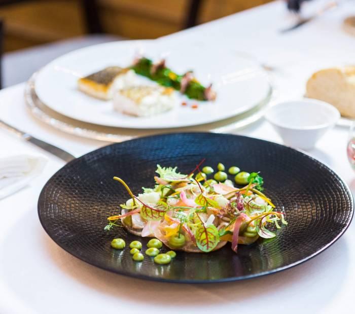INTERCONTINENTAL MADRID. Una deliciosa propuesta gastronómica