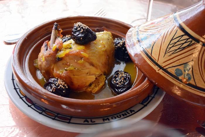 AL-MOUNIA. Un viaje a las mejores esencias de la cocina marroquí