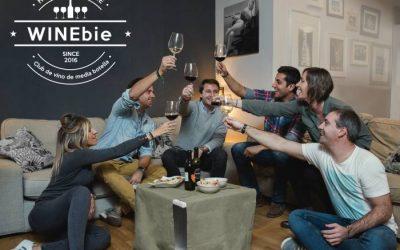 WINEbie. El nuevo club para iniciarse en la cultura del vino