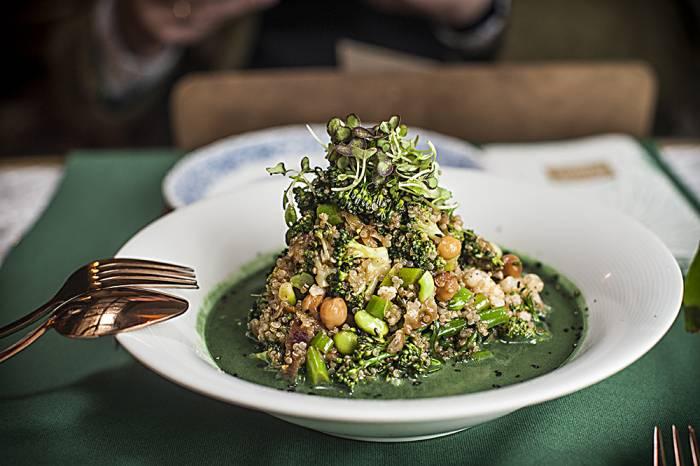 BUMP GREEN. La seducción de la creatividad gastronómica