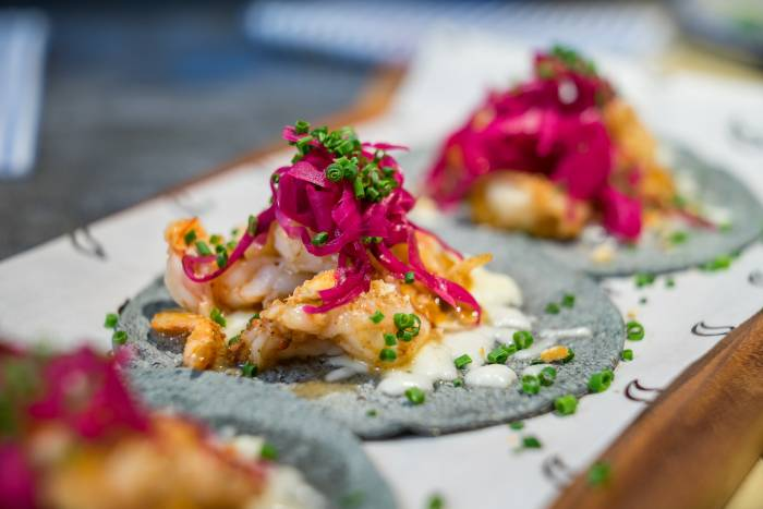 MAWEY TACO BAR. Guisos mexicanos con sabores apasionados