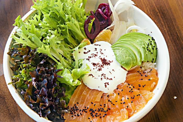 ABOLEA. El sabor y el color de la propuesta más saludable