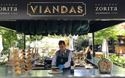 WAREHOUSE. La terraza de verano más sorprendente de Madrid