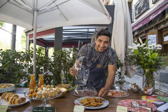 ELEKTRA. Sabores venezolanos comprometidos en el Refugee Food Festival