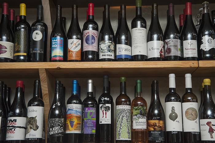 CASCORRO BISTROT. Gusto parisino por los vinos naturales