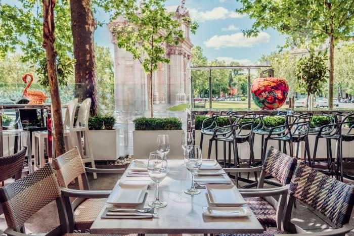 RAMSES.LIFE. Un brunch viajero en la Puerta de Alcalá