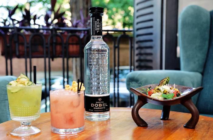 MAESTRO DOBEL DIAMANTE. El tequila de los mexicanos llega a Madrid
