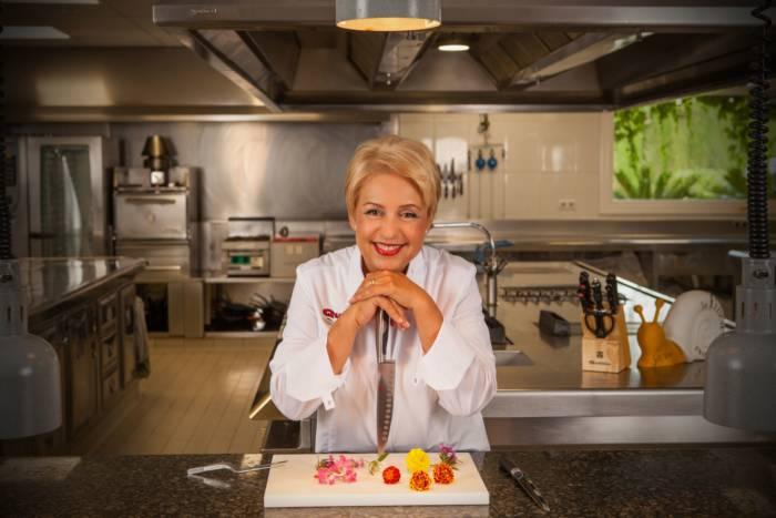 PINCHOS Y TAPAS VALLADOLID 2018. La chef Susi Díaz presidirá el Jurado