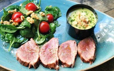 MERCADO DE LA REINA. Delicias gastronómicas para la Operación Summer Fitness
