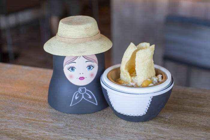 SA BRISA. Plenitud de sabores y carácter ibicenco en Madrid