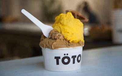 TÖTO ICE CREAM. Excelentes helados artesanos para  todo el año