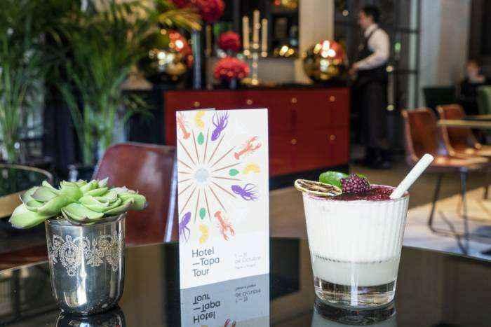 HOTEL TAPA TOUR. Una cita con la mejor gastronomía y coctelería