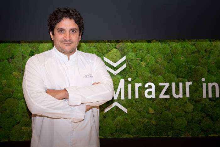 MIRAZUR IN RESIDENCE. Llega a Madrid el talento gastronómico de Mauro Colagreco