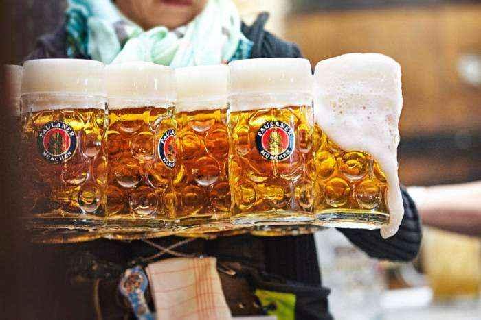 PAULANER. La Oktoberfest Bier con todo el sabor de Múnich