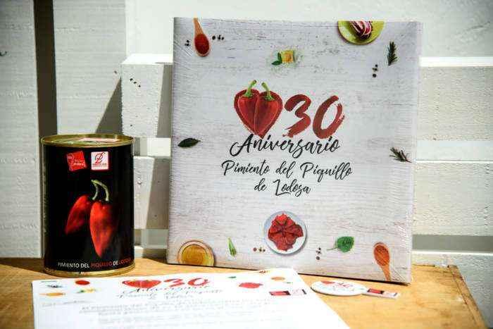 PIMIENTO DE PIQUILLO DE LODOSA. ¡Feliz 30º aniversario!