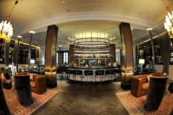 GRAN HOTEL INGLÉS. Pura esencia y sabor de Madrid