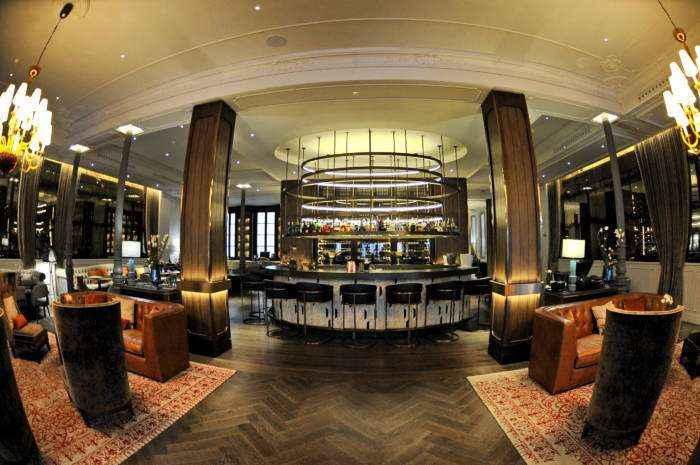 LOBBYTO. El lobby más cool de Madrid está en GRAN HOTEL INGLÉS