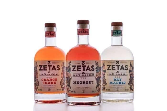 3ZETAS. La nueva apuesta de Vermut Zarro y Santamanía