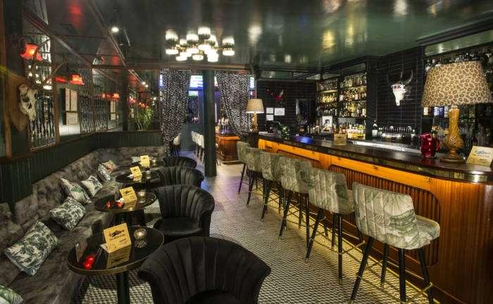 SALMON GURU. Elegido entre los 50 mejores bares del mundo