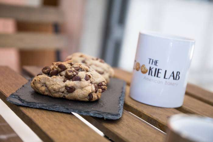 THE COOKIE LAB. Una pastelería genuinamente americana