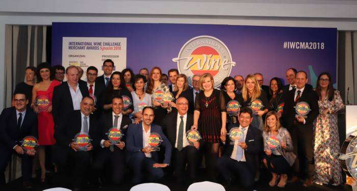 III EDICIÓN DE LOS INTERNATIONAL WINE CHALLENGE MERCHANT AWARDS SPAIN 2018