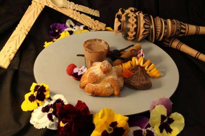 IZTAC. Un Menú Especial para celebrar el Día de los Muertos