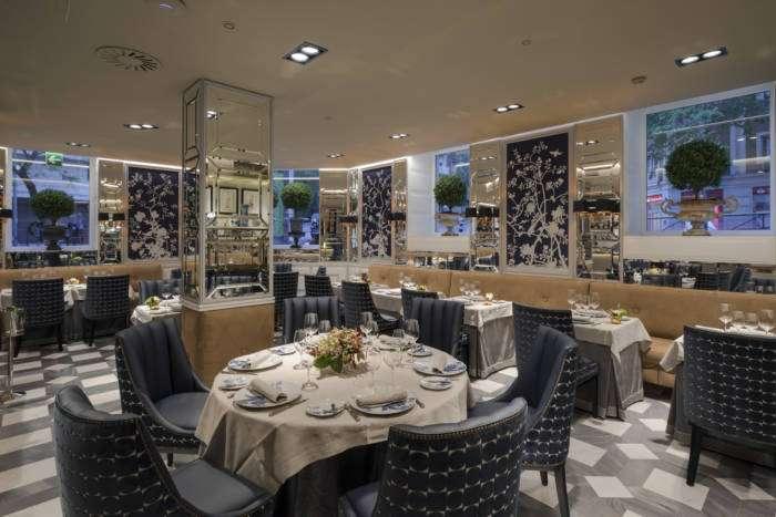 HAROMA. Excelencia gastronómica en el nuevo HERITAGE MADRID