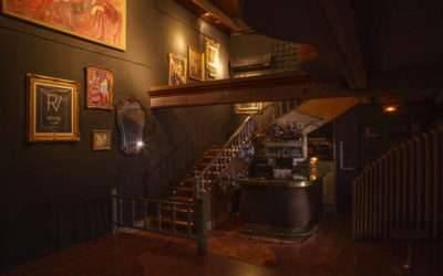 RÊVER CLUB. El nuevo cabaret parisino de Madrid