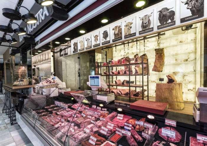 RAZA NOSTRA. La nueva y espectacular carnicería-museo