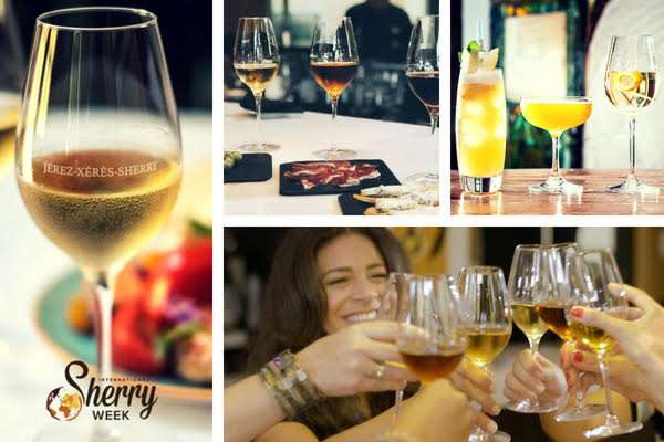INTERNATIONAL SHERRY WEEK. La gran fiesta de los Vinos de Jerez