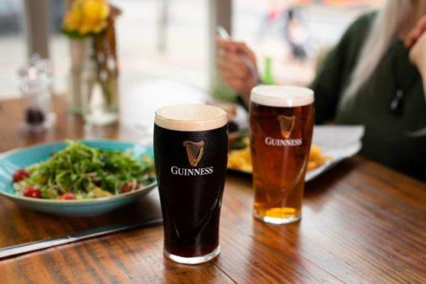 GUINNESS. La nueva Guinness no es una cerveza negra