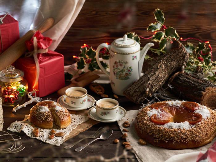 LA MIGUIÑA. Presumiendo de un gran Roscón de Reyes