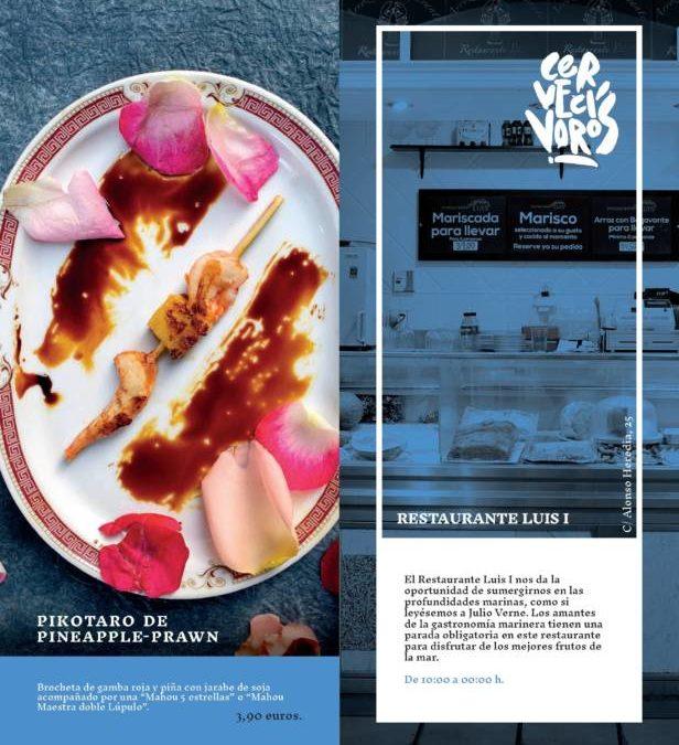 CERVECÍVOROS. Las nuevas formas del sabor con Mahou San Miguel