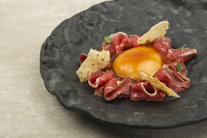 AMBIVIUM. Desbordante cocina de sabores y contrastes