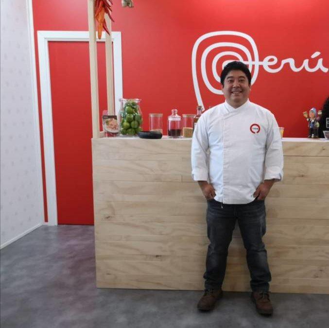 """MITSUHARU TSUMURA. """"La nueva apuesta en Perú es la cocina de mestizaje"""""""