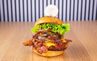 AVIBURGER. Nuevas y sabrosas hamburguesas gourmet
