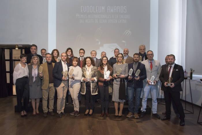 EVOOLEUM AWARDS 2018. El reconocimiento a los mejores AOVEs del mundo
