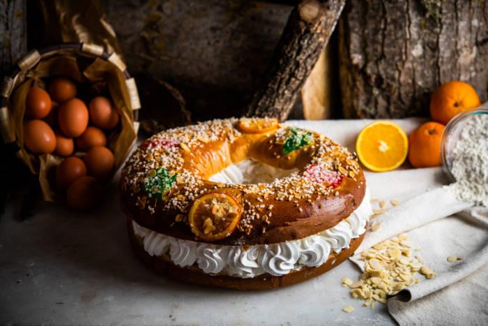 LEVADURAMADRE ORGANIC BAKERY. Para disfrutar del Roscón de Reyes
