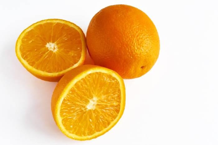 NARANJA. El color favorito de la vitamina C