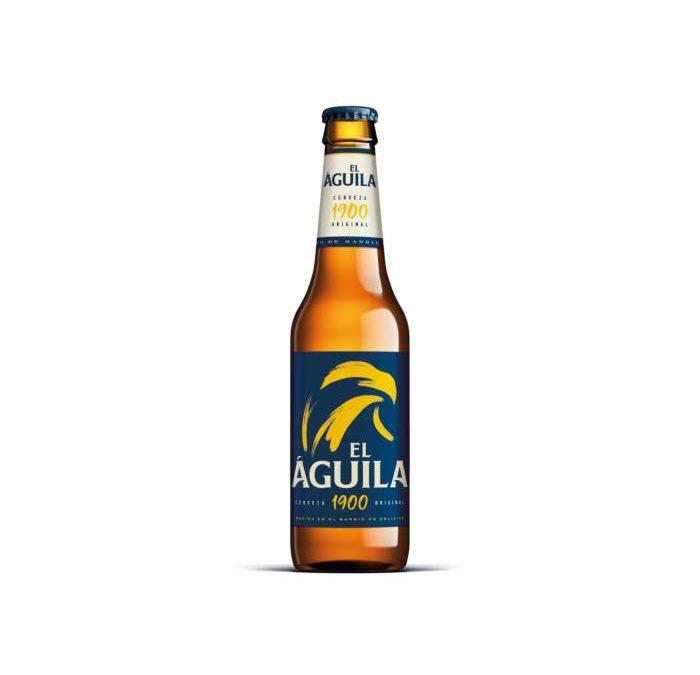 EL ÁGUILA. La vuelta de una gran cerveza con espíritu bohemio