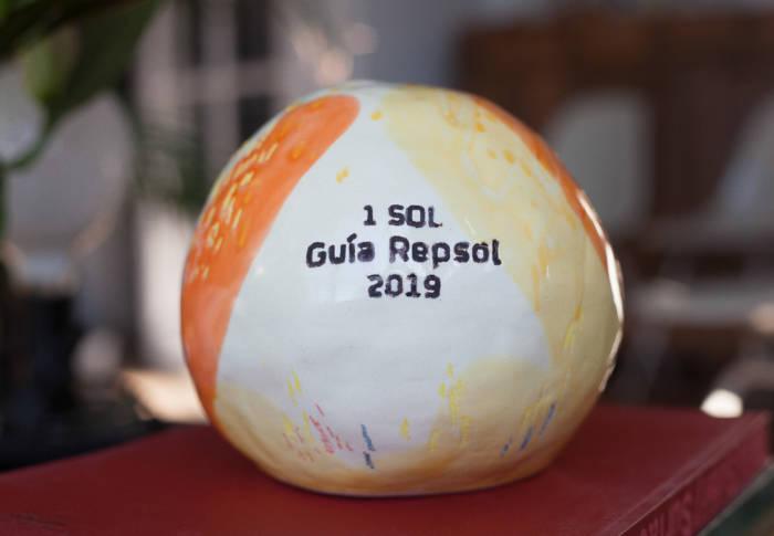GUÍA REPSOL. La nueva imagen de los Soles Guía Repsol