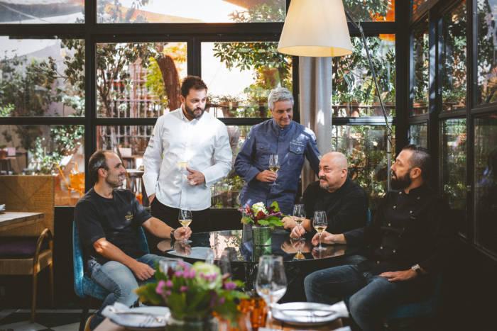 ARZÁBAL & LA TABERNA DE ETXANOBE. Un viaje gastronómico de ida y vuelta