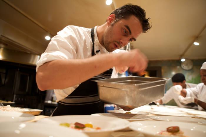 AZOTEA GRUPO. Manuel Berganza se incorpora como nuevo Chef Ejecutivo