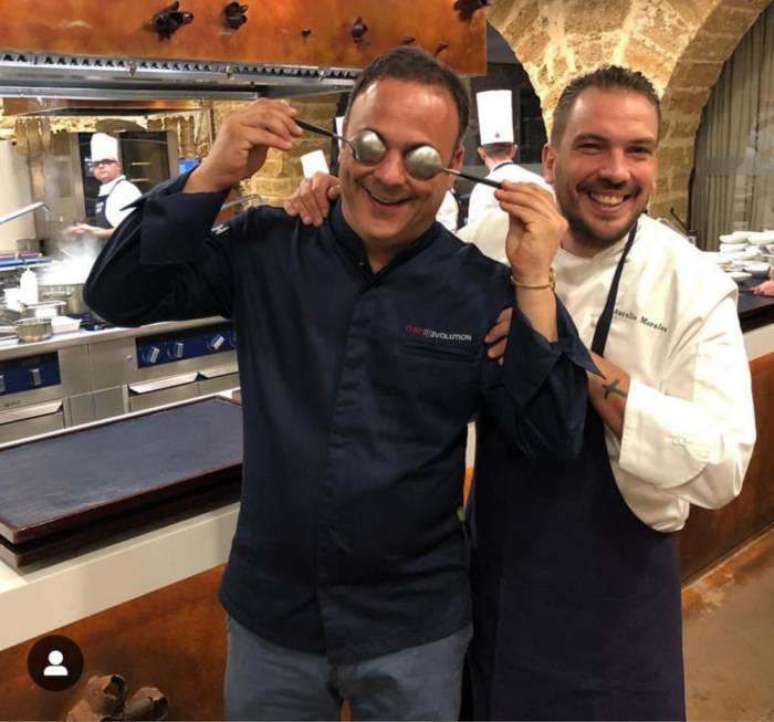 CEBO & APONIENTE. Una propuesta excepcional de dos grandes cocineros